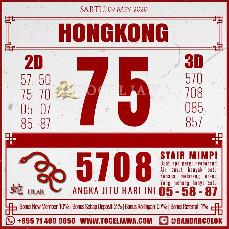 Prediksi Hongkong Tanggal 2020-05-09
